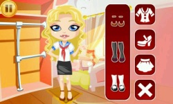 School Dress Up screenshot 5/6