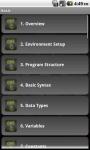 Objective C Tutorials screenshot 2/5