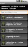 Objective C Tutorials screenshot 4/5