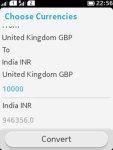 Online Currency Converter screenshot 2/3