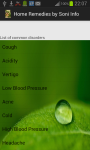 Home Remedies : A complete health guide screenshot 1/3