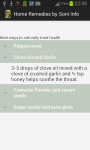 Home Remedies : A complete health guide screenshot 3/3