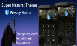 AppLock Theme Super Natural screenshot 3/3