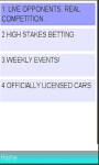 Racing Rivals Manual screenshot 1/1