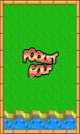 Pocket Golf 1 screenshot 4/6