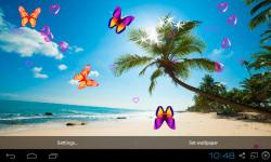Romantic Beach Live Wallpaper Free screenshot 1/5