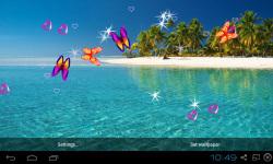 Romantic Beach Live Wallpaper Free screenshot 3/5