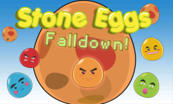 stone eggs falldown screenshot 1/4