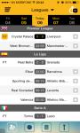 Soccer Livescore screenshot 1/6