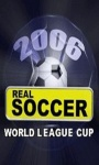 Real _Soccer 2006 World _League Cup screenshot 1/6