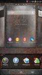 Xperia thema Rusty select screenshot 1/5