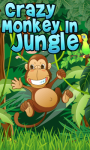 Crazy Monkey In Jungle  screenshot 1/3