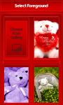 Teddy Bear Zipper Lock Screen Top screenshot 3/6