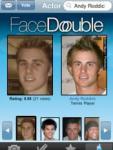 FaceDouble Celebrity Look alike Plus screenshot 1/1