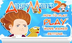 Angry Mama 2 FREE screenshot 4/5