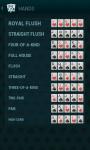 PokerGuide HD screenshot 3/6