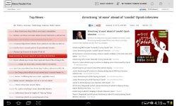 News Reader Free screenshot 3/6