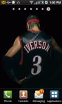 Allen Iverson Live Wallpaper screenshot 3/3