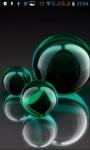 Colored glow balls LWP screenshot 2/4