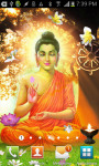 Gautama Buddha HQ Live Wallpaper screenshot 1/3