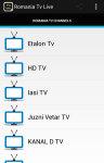 Free Romania Tv Live screenshot 2/5