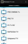 Free Romania Tv Live screenshot 3/5