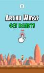 Archu Wings screenshot 1/5