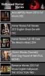 Hollywood Horror Movies Free screenshot 3/4