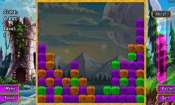 Elimination of the Cube screenshot 2/4