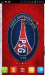 Paris Saint Germain Live Wallpaper screenshot 1/4