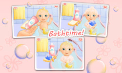 Sweet Baby Girl - Daycare Dress Up and Bath Time screenshot 2/5