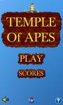 Temple of Apes screenshot 1/3