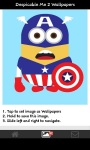Minions Despicable Me Wallapapers screenshot 2/6