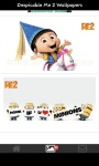 Minions Despicable Me Wallapapers screenshot 5/6