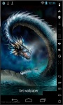 Grand Water Dragon Live Wallpaper screenshot 2/2