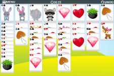 Freecell Valentine-Free screenshot 3/6