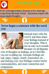 Tips of Marriage  screenshot 4/4
