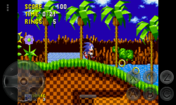 Sonic The Hedgehog Mega  screenshot 3/4