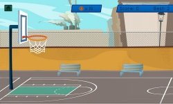 Basket Shots screenshot 2/2