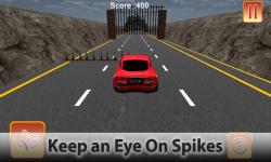Extreme Driving in Hurdles Car screenshot 4/6