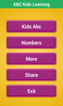 ABC Kids Learning screenshot 3/4