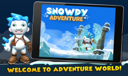 Snowdy Ice Adventure screenshot 1/1