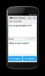World  language translator screenshot 2/4