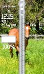 Horses Zipper Lock Screen screenshot 4/6
