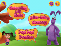 Kate and Mim Mim Funny Bunny Fun pack screenshot 5/6