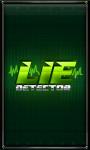 Lie Detector 2012 screenshot 1/4