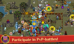 Warspear Online 2D MMORPG / MMO / RPG screenshot 1/5