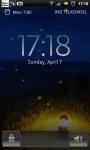 Night Beach Lamp Live Wallpaper screenshot 2/6