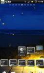 Night Beach Lamp Live Wallpaper screenshot 4/6