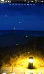Night Beach Lamp Live Wallpaper screenshot 5/6